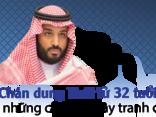 Hồ sơ - Infographic: Thái tử 32 tuổi đầy quyền lực của Saudi Arabia