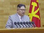 Tiêu điểm - Nhà lãnh đạo Kim Jong-un: 'Nút hạt nhân luôn trên bàn làm việc'