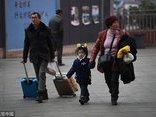 Tiêu điểm - Vì sao nhiều người Trung Quốc không muốn về quê ăn Tết?