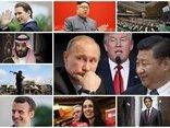 Hồ sơ - Thế giới năm 2017 qua những gương mặt nổi bật nhất hành tinh