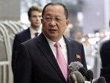 Tiêu điểm - Ngoại trưởng Triều Tiên có chuyến thăm bất thường đến Thụy Điển?