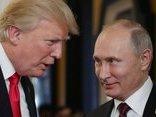 Tiêu điểm - Gửi lời chúc tới ông Putin, Tổng thống Trump mỉa mai 'tin tức giả'