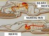 Tư vấn - Hướng dẫn tạo thói quen ngủ nghiêng về bên trái để tốt cho tim