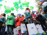 Xã hội - Quỹ sữa vươn cao Việt Nam đem niềm vui cuối năm đến trẻ em tỉnh Hưng Yên
