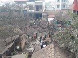 Xã hội - Hiện trường tan hoang sau vụ nổ kho phế liệu ở Bắc Ninh