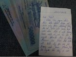 Bạn đọc viết - Kẻ trộm trả lại tiền, viết tâm thư cho khổ chủ sau 3 năm: 'Anh Núi' thời nay