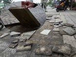 Thư không gửi - Vỉa hè Đà Nẵng hỏng do… bị giẫm lên: Người đi bộ không biết đường né gạch?
