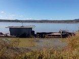 Điểm nóng - Kom Tum: Bắt tàu hút cát trái phép trên sông Đăk Bla