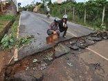 Điểm nóng - Điện Biên xảy ra động đất lần thứ 7 trong năm 2017