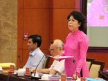 Xã hội - ĐB Tô Thị Bích Châu: 'Cần quản lý tốt công tác giáo dục mầm non'