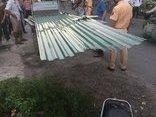 Pháp luật - Ninh Bình: Người đàn ông chết thảm vì đâm phải xe chở tôn