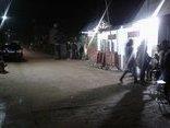 An ninh - Hình sự - Người dân đến chia buồn khi biết tin Chủ tịch huyện Quốc Oai tử vong