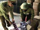 An ninh - Hình sự - Quảng Ninh: Liên tiếp phát hiện nhiều hàng nhập lậu từ nước ngoài