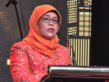 Tiêu điểm - Chân dung nữ Tổng thống Singapore đầu tiên không qua bầu cử