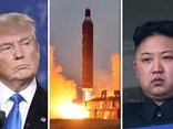 Quân sự - Tiết lộ về giải pháp quân sự Mỹ có thể dùng để đối phó với Triều Tiên