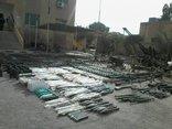 Quân sự - Syria: Bí mật trong kho vũ khí khổng lồ IS bỏ lại chiến trường Deir ez-Zor