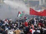 Tiêu điểm - Lebanon: Cảnh sát sử dụng hơi cay để ngăn bạo lực ngoài Đại sứ quán Mỹ
