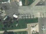 Hồ sơ - Syria: Lộ hình ảnh kho chứa các chiến đấu cơ cực lớn của Nga