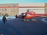 Tiêu điểm - Mỹ: Hình ảnh hiện trường vụ trực thăng lao xuống sông ở New York