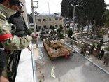 Quân sự - Syria: Lực lượng Thổ Nhĩ Kỳ và quân nổi dậy chiếm giữ nhiều khu vực tại Afrin