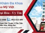 Cần biết - Muốn khám nam khoa hãy tìm đến bác sĩ Đa khoa Âu Mỹ Việt số một tại Biên Hòa Đồng Nai