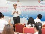 Cần biết - Tập huấn về giáo dục dinh dưỡng và phát triển thể lực cho trẻ em Việt Nam
