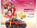 Tiêu dùng & Dư luận - Cơ hội trúng ô tô Honda CR-V và 139 giải Lộc vàng cùng VietinBank