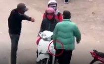Hình sự - Clip: Bắt quả tang 13 đối tượng trấn lột tiền của người đi đường