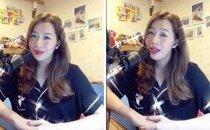 Giải trí - MC Diệp Chi cover hit 'Tâm sự tuổi 30' khiến dân mạng thích thú