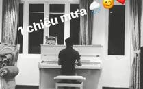 Giải trí - Clip: Cường Đô La chơi đàn piano tặng Đàm Thu Trang