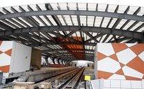Chính trị - Xã hội - Chùm ảnh: Tuyến đường sắt Cát Linh – Hà Đông dang dở trước ngày chạy thử