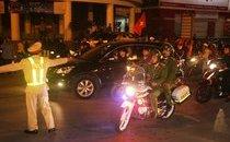 Bóng đá Việt Nam - Những cách ăn mừng độc lạ ở thành Vinh trước chiến thắng của U23 Việt Nam