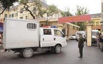 An ninh - Hình sự - [Chùm ảnh]: Phiên tòa ngày đầu đưa bị cáo Đinh La Thăng ra xét xử lần hai