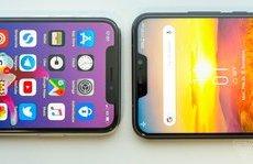 Sản phẩm - TOP 9 smartphone nhái 'tai thỏ' iPhone X giống bất ngờ