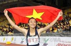 """Thể thao - """"Nữ hoàng tốc độ"""" Tú Chinh chuẩn bị cho Asian Cup Indoor Games"""