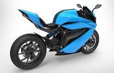 """Xe++ - Emflux Model 1 - môtô chạy điện """"nhái"""" Harley-Davidson Livewire"""