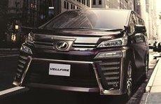 Xe++ - Xem trước minivan hạng sang Toyota Vellfire 2018 sắp trình diện