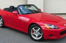 Xe++ - Xe thể thao mui trần hàng hiếm Honda S2000 2002 rao bán 864,1 triệu đồng