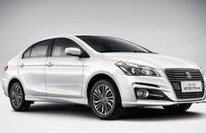Xe++ - Sedan Suzuki Ciaz 2017 công bố giá bán tại Trung Quốc