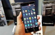 Công nghệ - BlackBerry Motion sẽ sớm được bán ra tại Anh