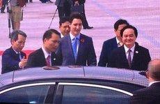 Tiêu điểm - Thủ tướng Canada rạng rỡ khi đáp chuyến bay đến  Đà Nẵng