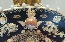 Xã hội - Chiêm ngưỡng bảo vật gắn hàng chục con rồng vàng cùng kim sa đá quý