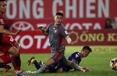 Thể thao - Clip: Sai lầm của thủ thành Đặng Văn Lâm trong trận Hải Phòng 0-2 B.Bình Dương