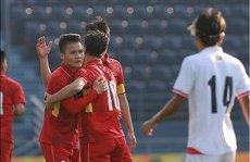 Bóng đá Việt Nam - Clip: Đối thủ quá yếu, U23 Việt Nam nhẹ nhàng thắng đậm