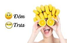 Dinh dưỡng - Đừng để tiếc nuối khi chọn đúng thực phẩm bổ dưỡng nhưng lại ăn sai thời điểm