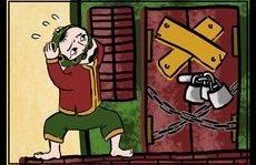 An ninh - Hình sự - [Chùm ảnh]: 6 cách phòng ngừa trộm đột nhập dịp Tết