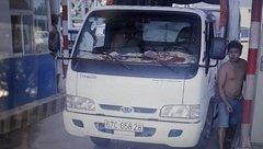 An ninh - Hình sự - Công an điều tra vụ tài xế giật điện thoại nhân viên trạm BOT T2
