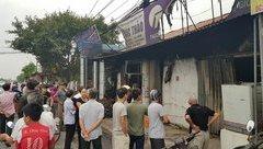 Tin nhanh - Vụ cháy khiến 3 mẹ con tử vong: Lửa bùng nhanh do xốp chống nóng