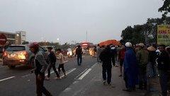 Tin nhanh - Tai nạn kinh hoàng, chiến sĩ bộ đội và bạn tử nạn dưới gầm xe tải