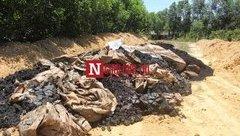 Xã hội - Phạt gần 1 tỷ đồng vụ chôn chất thải Formosa